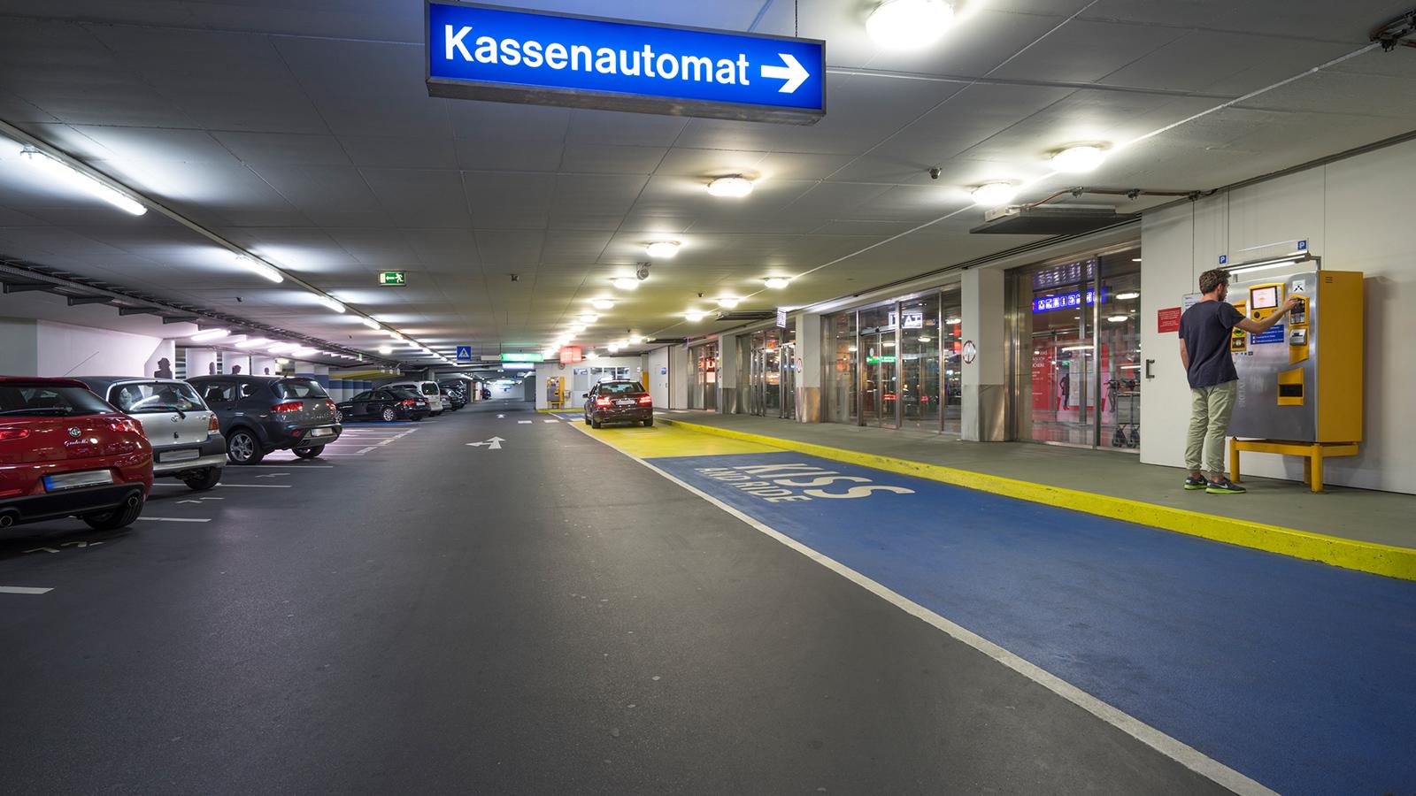 hofburg innsbruck parkplatz